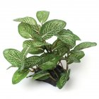 Plastic Green Plant Aquarium Decorations Artificial Underwater Plants for Fish Tank Ornament green