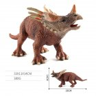 Plastic High Simulation Dinosaur Model Toys