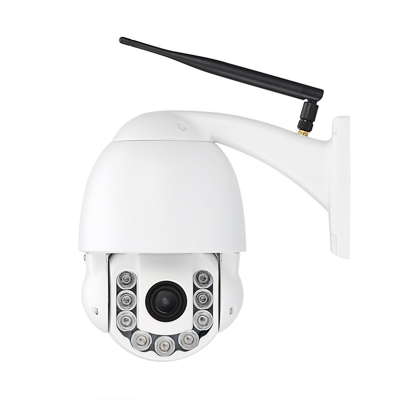 PTZ Dome Outdoor IP Camera