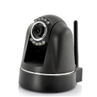 Plug and play wireless IP camera for those of us who want the power of a IP camera without the hassle set up