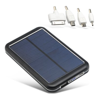 8000mAh Solar Panel Power bank