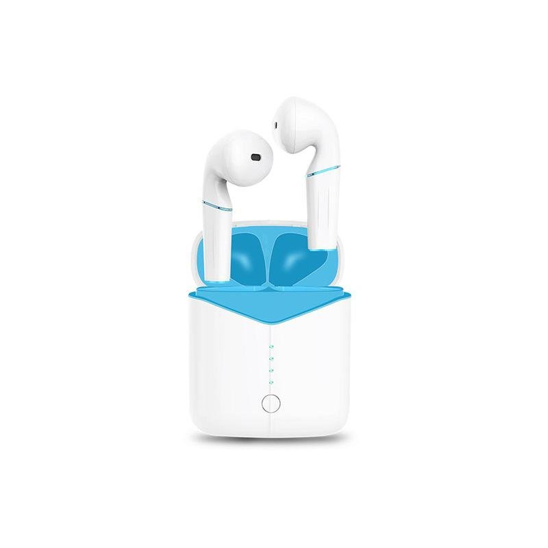 P20 TWS Stereo Wireless Earbuds Blue