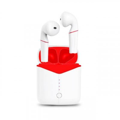 P20 TWS Stereo Wireless Earbuds Red