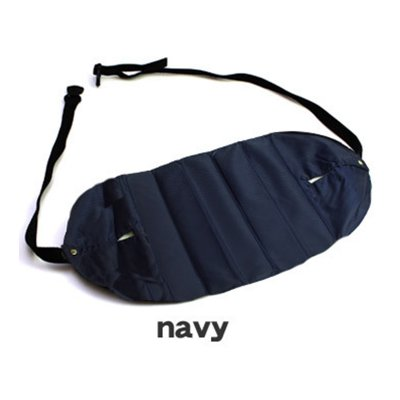 Portable Foot Rest - Navy  40*21
