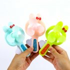 Portable Handhold Mini Fan with Cartoon Shape for Student 35A rabbit_One size