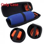 Portable Hard Carrying Case Cover Storage Bag for JBL Charge 3 Wireless Bluetooth Speaker black  without shoulder strap