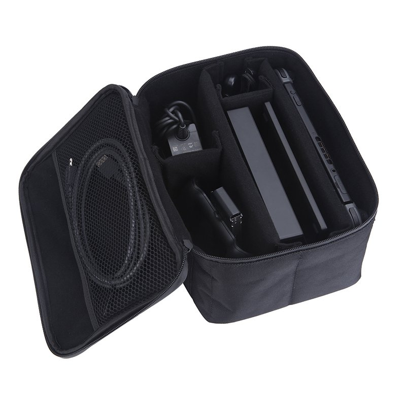 Portable High Capacity Travel Storage Case