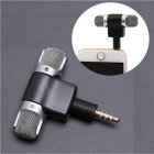 Portable Mini High Sound Quality Microphone for PC Phone Mobile phone 4-pole plug