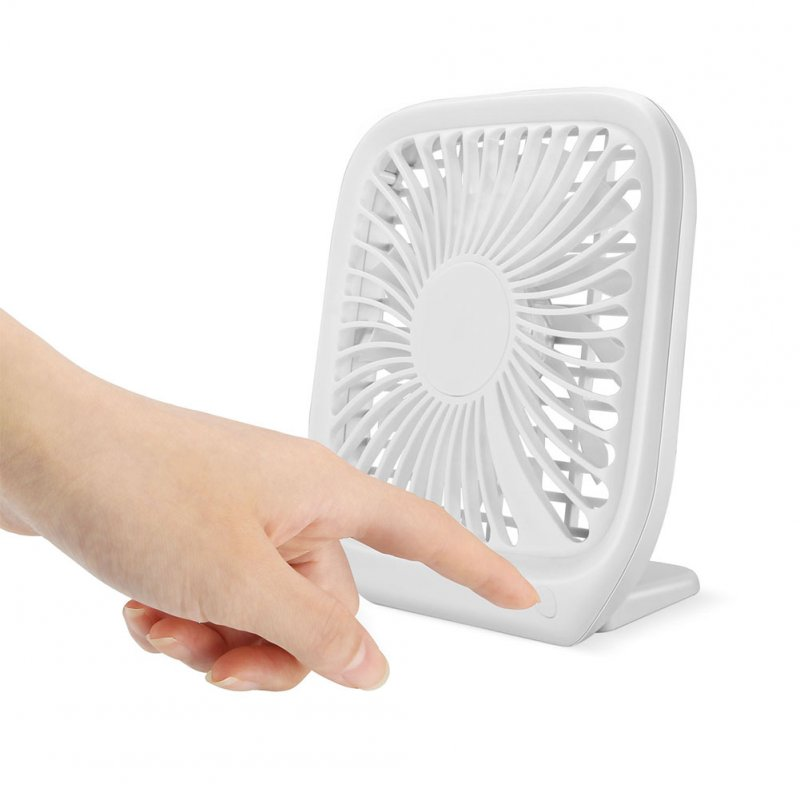 Portable Mini USB Charging Noiseless Fan