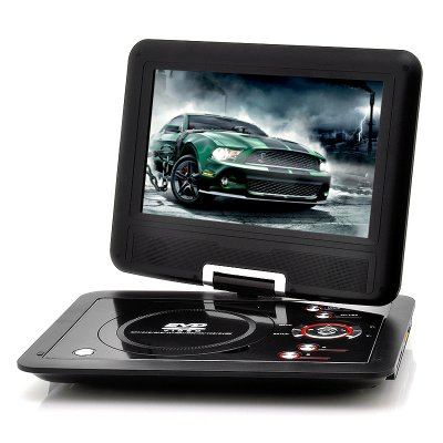 10 Inch Portable Multimedia DVD Player