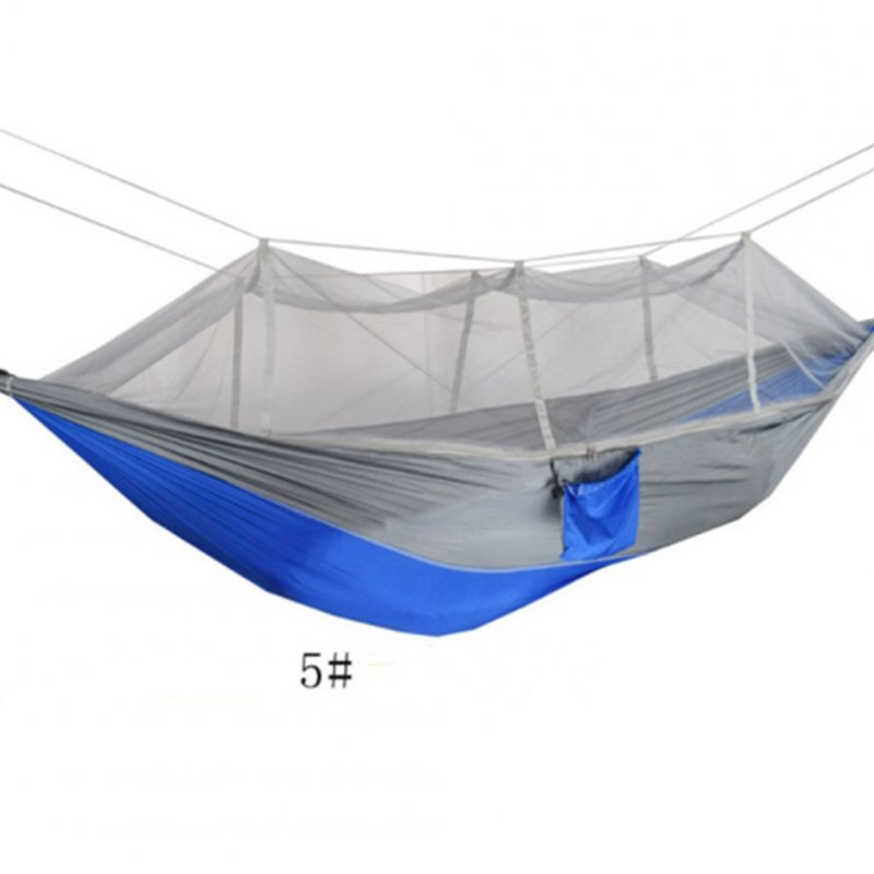 Portable Parachute Fabric Hammock 5#