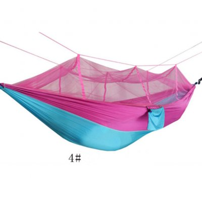 Portable Parachute Fabric Hammock 4#