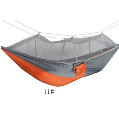 Portable Parachute Fabric Hammock 11#