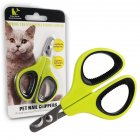 Portable Professional Dog Nail Clippers Pet Cat Nail Scissor Nail Cutter
