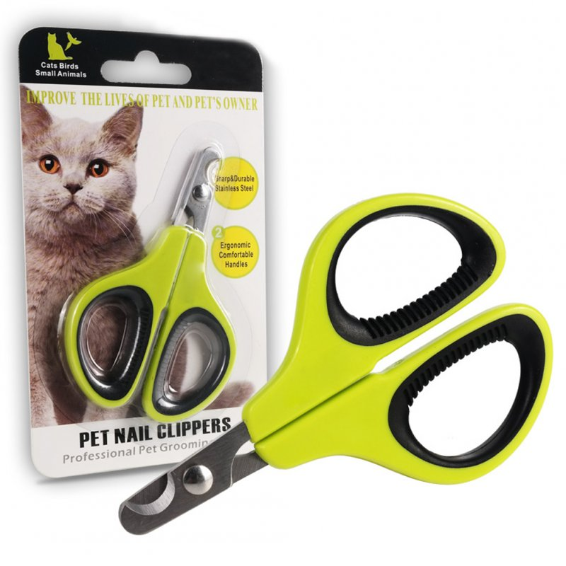 Pet Cat Nail Scissor Nail Cutter