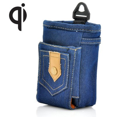 Qi Standard Wireless Charging Bag For Phones