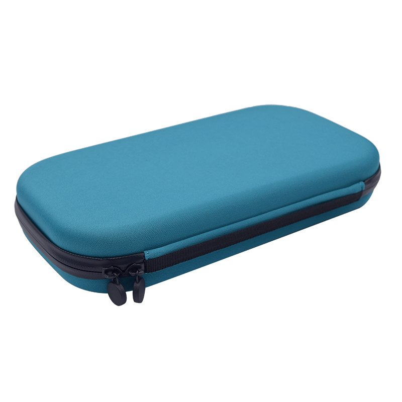 Portable Stethoscope Storage Box Carry Travel Case Bag Hard Drive Pen Medical Organizer blue
