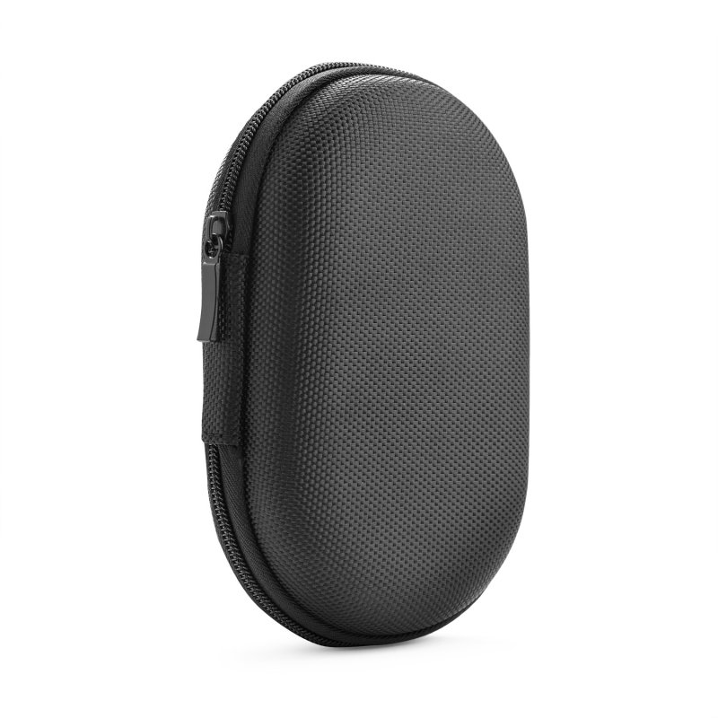 Portable Travel Case fits AmazonBasics Wireless Mouse Receiver  black