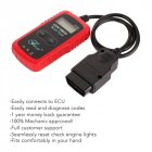 Portable Vehicle Car Scanner OBD2 Handheld Diagnostic Interface Tool Car Code Reader  VC300