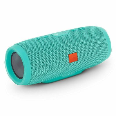 Portable Waterproof Bluetooth Speaker Green