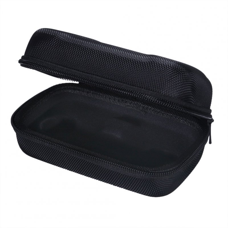 Portable Waterproof Hardshell Handheld Remote Controller Transmitter Storage Bag Carrying Case for Mavic PRO Black