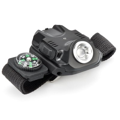 Portable Wrist Flashlight