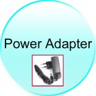 Power Adapter for CVAJM 108CD PAL Peep Hole Color CCD Camera