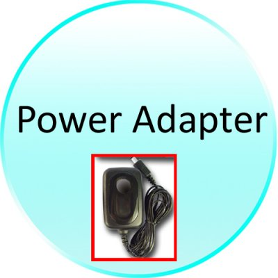 Power dapter