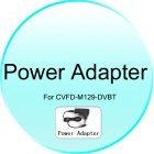 Power Adapter for CVFD M129 DVBT Barcelona Plus   Quadband Dual SIM Wifi Cellphone