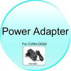 Power Adapter for CVNV OG02 RC Fishing Boat with Bait Casting