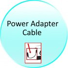 Power Charger Adapter Cable for CVSD 607 2GEN Professional Grade RF Audio Bug