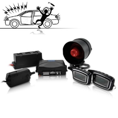 Car alarm security system