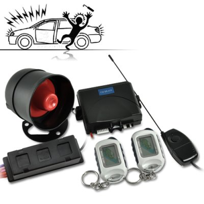 2-way Car alarm