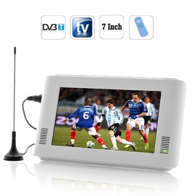 Portable DVB-T Player