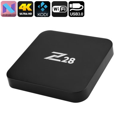 Z28 Android 7.1 TV Box