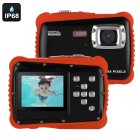 Powpro Kfun PP J52 Waterproof Camera allows your child to snap pictures and HD video during upcoming holidays or trips to the pool