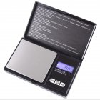 Precision Pocket Scales  Kitchen Scales  Jewelry Scales with LCD Display 500G 0 01G