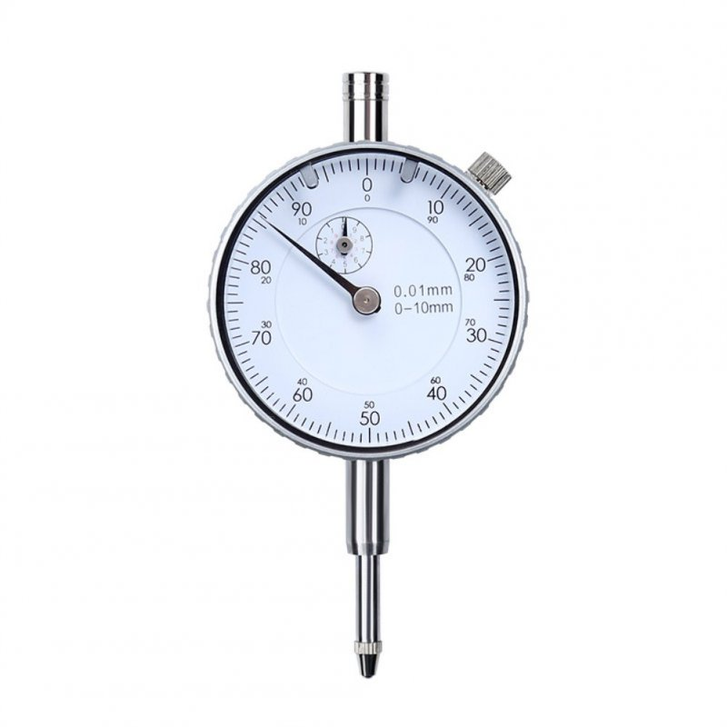 Precision Tool 0.01mm Accuracy Measurement Instrument Dial Indicator Gauge Meter Precise Indicator 0-50mm