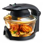 Prepare all your favorite food in a fast and healthy manner with the Haier  Air Fryer Grill Oven
