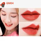 Pressing Type Lipstick Edible Lippie Lip Cream Makeup Gift