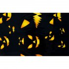 Printed Tablecloth PVC Halloween Disposable Tablecloth Table Cloth Bar Table Decoration G
