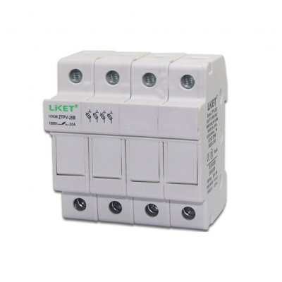 Professional DC1000V CHPV1U Fuse Base Fuse Holder 32A