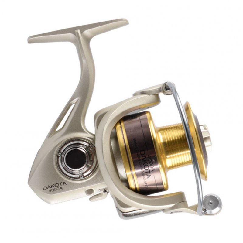 Professional Metal Cup Spinning Fishing Lure Wheel