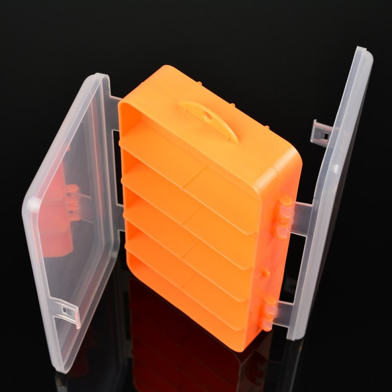 Professional Multilayer Fishing Lure Baits Storage Box H0306B
