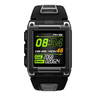 Fitness Activity Tracker Wristwatch