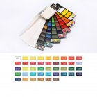 Watercolor paint set 42 colors