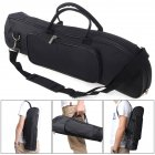 Professional Waterproof Trumpet Bag Double Zippers Design Storage Case MX0027D