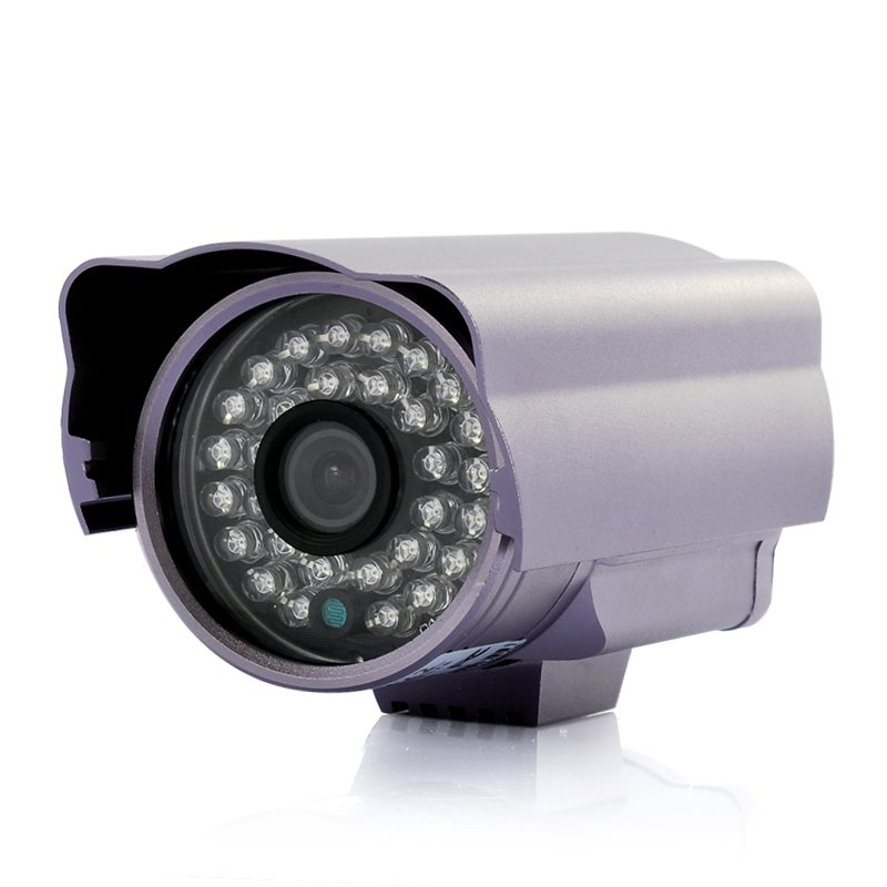Security Camera with Sony Exview HAD CCD