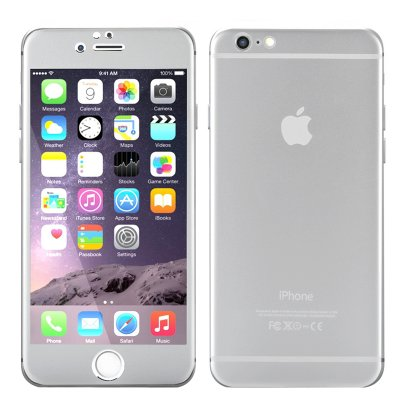 iPhone 6, 4.7 Inch Protective Cover (Silver)