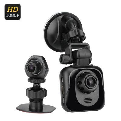 Full HD Dual Car DVR